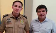 Bosco trabalha pela manutenção da sede da PRF em Araxá