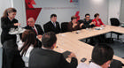 Bosco participa de reunião com representantes educacionais da Colômbia