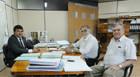 Bosco vai ao Dnit buscar soluções de infraestrutura para o Alto Paranaíba
