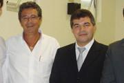 Bosco se reúne com o novo líder do governo na Assembleia