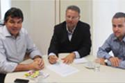 Deputado Bosco reivindica retomada das obras do Anel Viário de Araxá
