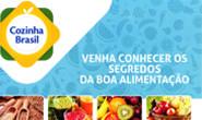 Inscrições abertas para o Programa Cozinha Brasil