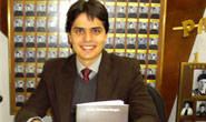 Bruno Barbosa Borges lança livro 'Justiça de Transição'