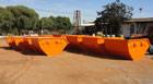 Prefeitura de Araxá adquire dez caçambas para coleta de entulho