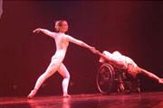 Uniaraxá amplia projeto de dança com cadeirantes