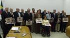Câmara Municipal presta reconhecimento a ex-vereadores