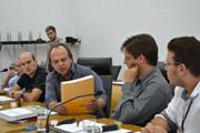 Comissão de Uberlândia é recebida na Câmara de Araxá