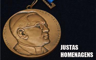 Câmara Municipal promove entrega de honrarias