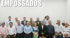 Suplentes de vereadores presos tomam posse na Câmara Municipal