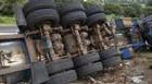 Motorista tomba caminhão e morre em trecho próximo a Perdizes