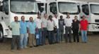 Prefeitura de Araxá adquire quatro caminhões novos para a coleta de lixo