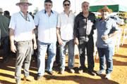 "Secretaria Municipal de Desenvolvimento Rural participa do ""Dia de Campo"""