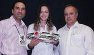 Professor e Egresso do Uniaraxá são premiados em Congresso no Sul de Minas