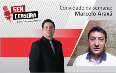 Marcelo Araxá revela os bastidores do rebaixamento do Ganso em 2013
