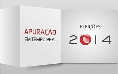Eleições 2014 – Apuração em tempo real
