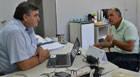Lideranças Cooperativistas em Araxá nesta segunda-feira