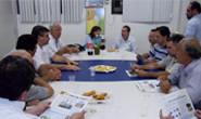 Acia, Capal e Sindicato reativam reuniões mensais