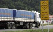 DER adota restrição ao tráfego para os veículos de carga durante o feriado