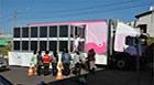 Carreta de Mamografia fica em Araxá até o mês de novembro