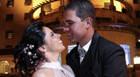 Diego e Elisângela sobem ao altar