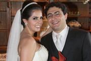 O casamento de Stéfanie e Diogo