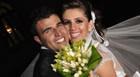 Robson e Ana Lúcia se únem em matrimônio