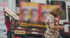 Cavaletes de irmãos candidatos são retirados das ruas por determinação judicial
