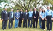 Comissão de Ciências e Tecnologia da Câmara visita Araxá