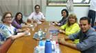Secretários recebem representantes da Federação das Câmaras de Dirigentes Lojistas de MG