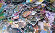 Operação conjunta apreende 1,1 mil CDs e DVDs piratas