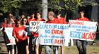 Greve dos professores do Cefet sem data para acabar