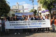 Transformação do Cefet-MG em Universidade Tecnológica é debatida em Leopoldina