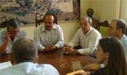Miguel Jr. discute novo sistema elétrico da Antônio Carlos