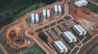 Centro Administrativo de Araxá com obra bastante avançada