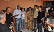 Após fugas, prefeito visita unidade do Cerad