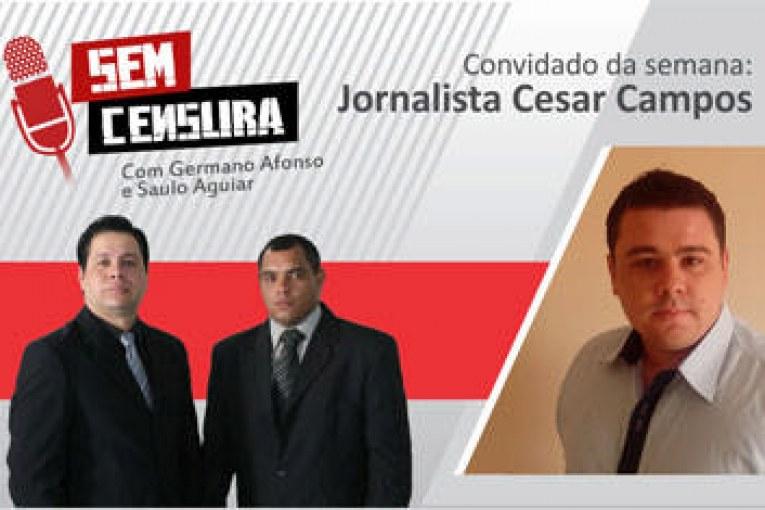 Polêmica do estacionamento rotativo em Araxá é debatida no Sem Censura