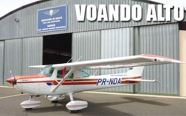 Aeroclube de Araxá adquire novo avião para atender crescente demanda