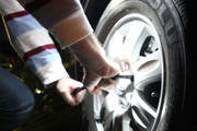 PM localizado objetos furtados de veículos