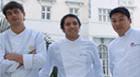 Chefs do Copacabana Palace comandam os festins do Festival de Araxá
