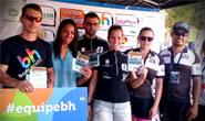 Dupla araxaense é campeã na 2ª Maratona de Cascalho Rico