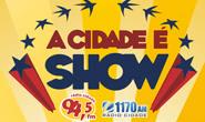 Rádio Cidade comemora 28 anos com megafesta