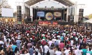 A Cidade é Show atrai milhares de pessoas