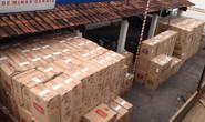 Carga de cigarros contrabandeados é apreendida em Ibiá