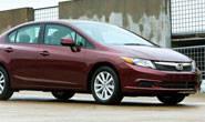 Honda já pensa em mudar o novo Civic