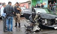 Polícia prende suspeitos de explosão a caixas eletrônicos de agência de Santa Juliana