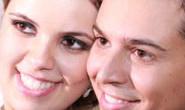 O belo enlace de Cláudio e Natália