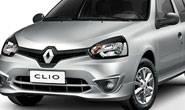 Novo Clio 2013 sai por R$ 23.290