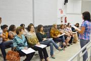 Câmara se reúne com mulheres destaques 2013