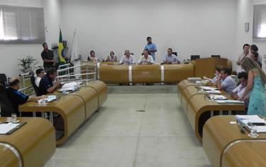 Acompanhe ao vivo a reunião ordinária da Câmara Municipal de Araxá
