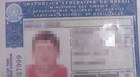 PM prende condutor com carteira de motorista falsa
